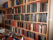 Продается библиотека антикварных редких книг